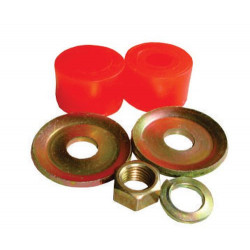 STABIL KIT FRONT (SILICON RED)